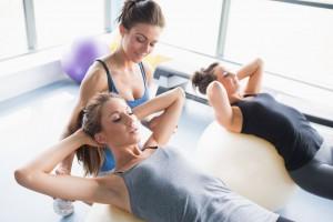 Pilates rehabilitációs torna